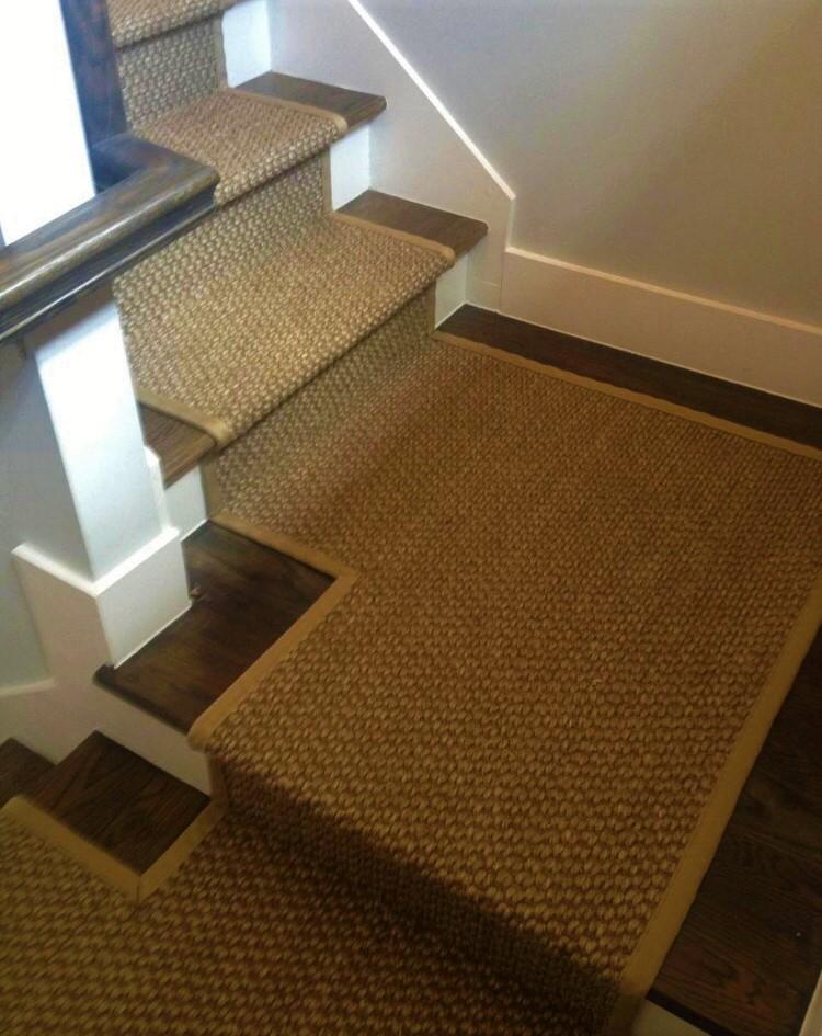 sisal stairs